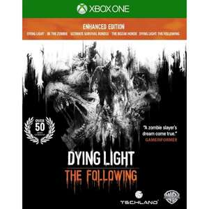 [shop4de] Dying Light: The Following -  Enhanced Edition für Xbox One
