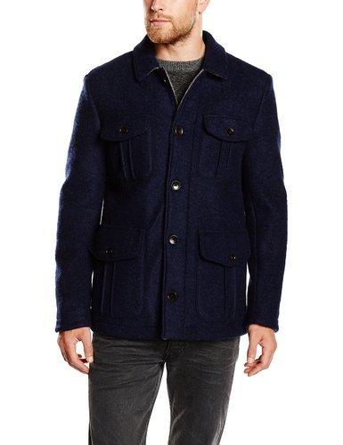 @Amazon: United Colors of Benetton Herren, Jacke, Wool Mix Casual Jacket für ca. 28€ mit Prime