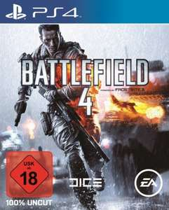 "[amazon.de] Battelfield 4 (PS4 und xBox ONE) ""Standard-Version"""