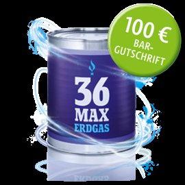 [RWE] 100 € Gutschrift bei Abschluss eines Gas-Lieferungsvertrags mit 1 Monat Laufzeit