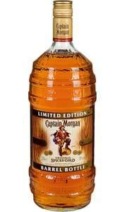 Kaufland - 1,5 Liter Captain Morgan