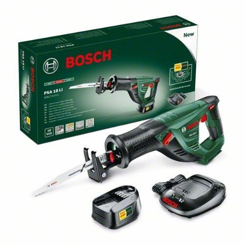 Bosch Home and Garden PSA 18 LI Akku-Säbelsäge Amazon
