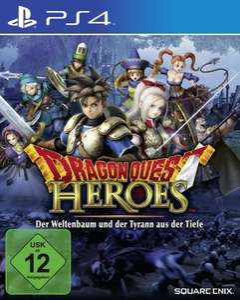 [PS4] (Deutsch) Dragon Quest Heroes 25% Ersparnis