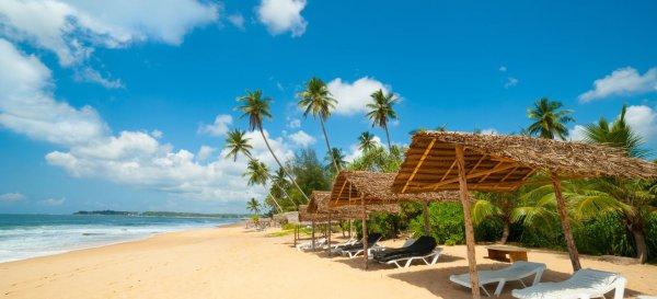 Hin- und Rückflüge nach Sri Lanka schon um 366€ mit Etihad