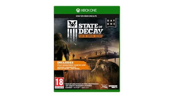 [Microsoft Store ES] State of Decay für 12€, Halo: MCC für 20€, Forza Horizon 2 für 20€, Gears of War für 23,99€ - kostenloser Versand [Disc-Versionen]