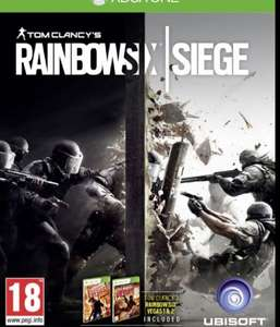 Tom Clancy's Rainbow Six Siege (Xbox One, PS 4)