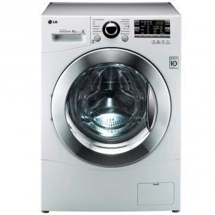 LG F1447TD8 Waschmaschine für 399 € - EEK A+++, 8kg, 1400 U/min, Direct Drive Motor (10 Jahre Garantie) [redcoon]