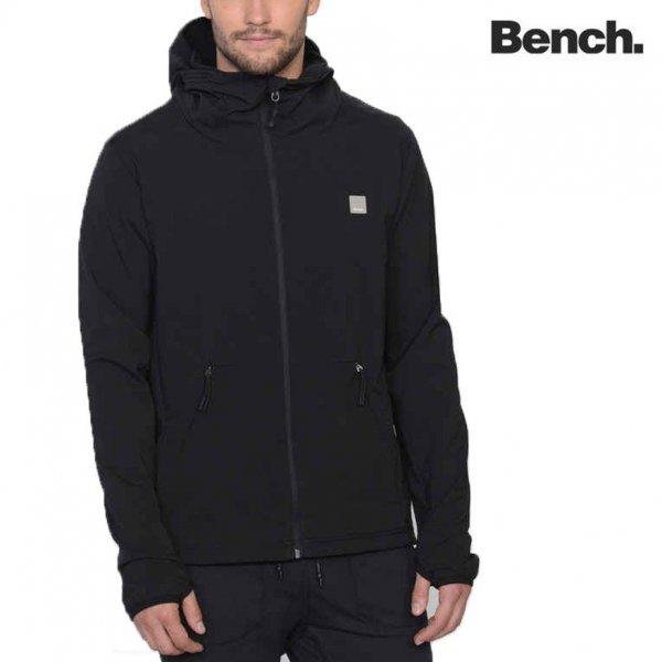 Bench Defy Herren Softshelljacke in Schwarz oder Blau für 28,31€ inkl. Vesand