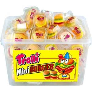 [amazon.de] Trolli Mini Burger 1 x 600g, 61 Stück