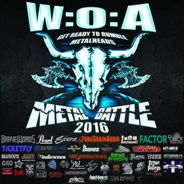 [MP3/FLAC] Wacken Metal Battle Canada Compilation Vol. 4 (2016)