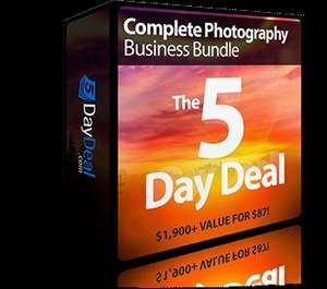 [Fotografie] Complete Photography Business Bundle - 5DayDeal