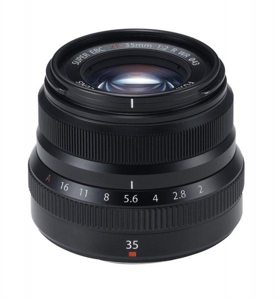 Fujifilm FUJINON XF35mm F2 R WR für 342€ und Fujifilm Fujinon XF 35mm F1,4 R für 499€ @ Amazon