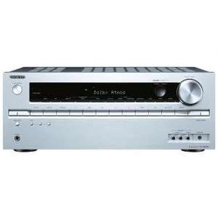 Onkyo TX-NR545 7.2 AV Netzwerk AV-Receiver (120 Watt, Dolby Atmos, 4K, HDCP 2.2, 6x HDMI, WiFi) + Jamo S 626 HCS 3 Apfel-Dunkel 5.0 Heimkino System für 699€ bei Redcoon.de