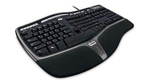 (WHD & Prime) Microsoft NaturalErgoTastatur 4000 USB (GB)
