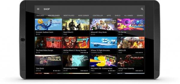 [Amazon.de] Nvidia Shield Tablet K1 für 191,55€ incl. Versandkosten // PVG: 199,99€+VSK