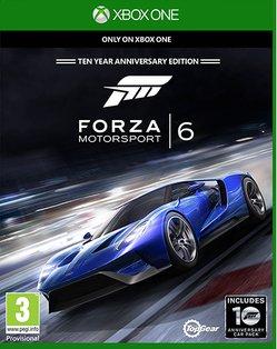 Forza Motorsport 6 (Xbox One) für 29,53€ bei Game.co.uk