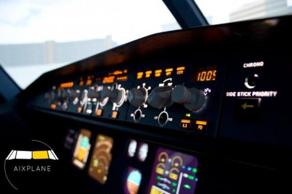 Aixplane Aachen Flugsimulator Gutschein 1H für 109€ anstatt 199€