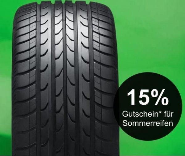 15% bei [eBay] auf Kategorie Reifen mit [eBay Plus] bei Zahlung mit Paypal ab 17.3. - Sommerreifen, Winterreifen, Ganzjahresreifen, evtl. Motorradreifen