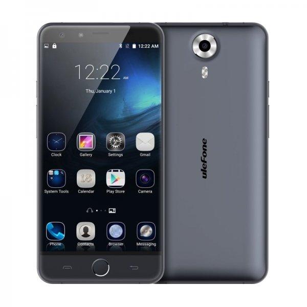 Ulefone Be Touch 3 Smartphone für 138,39€ + 19% Einfuhrumsatzsteuer und Zollgebühren