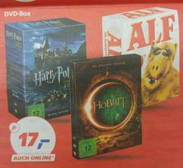 (real.de ab 07.03.) Alf - Die komplette Serie (16DVDs) für 17€