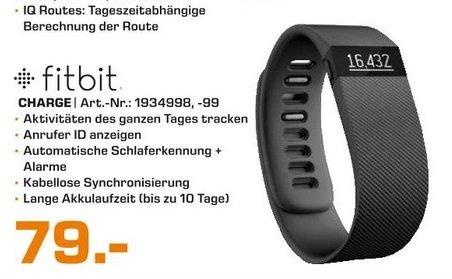 [Lokal] Saturn Spandau Neueröffnung Fitbit Charge 79€