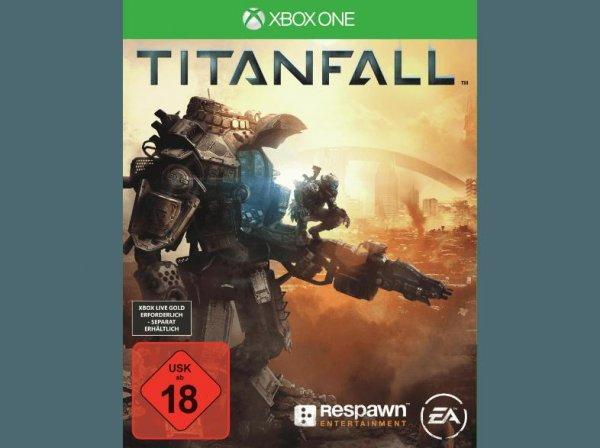 [@Saturn.de] Titanfall - Xbox One für 4,99€ bei Filialabholung