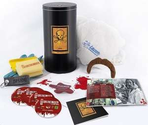 Der Tatortreiniger - Böse Dose - Sonderedition (Blu-ray) für 30,59€ bei Thalia