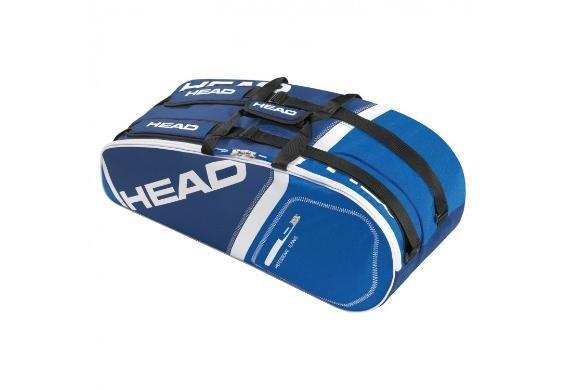 [3% Qipu] HEAD Core 6R Combi Tennistasche in blau für 27,95€ frei Haus @Dealclub