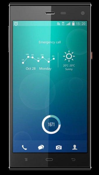 [AMAZON.DE] Phicomm Passion Smartphone 5 Zoll Full IPS-Display,1,5 GHz Octa-Core-Prozessor, 32GB, Dual-SIM, Android 4.4 LTE