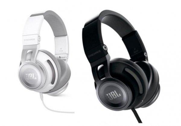 [Telekom bundesweit] JBL Over Ear Kopfhörer »Synchros S500 schwarz/weiß« für 88€, PVG: 180€