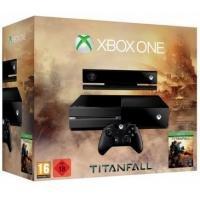 Microsoft Xbox One inkl. Kinect 2.0 + Titanfall um 294 € statt 429 €!