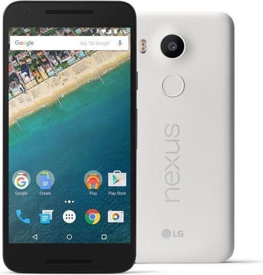 Nexus 5X - Quartz- 16GB   [MediaMarkt-Ebay]