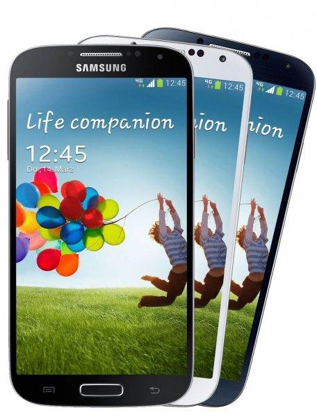 Samsung Galaxy S4 I9505 16GB LTE (Vorführgeräte, Retouren) für 179,99€ @ eBay WOW