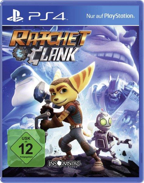 Ratchet and Clank PS4 Vorbestellen