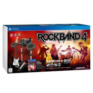 Rockband 4 - Band in a Box Bundle - PS4 & Xbox One @amazon.fr