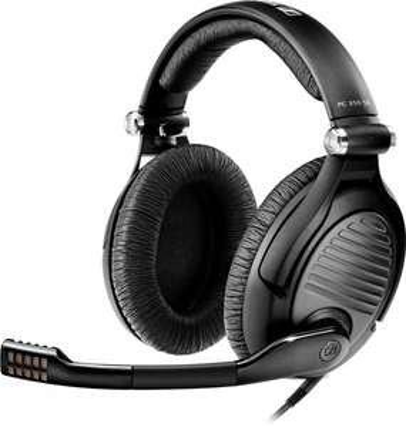 Sennheiser PC 350 Special Edition 2015 Gaming-Headset schwarz