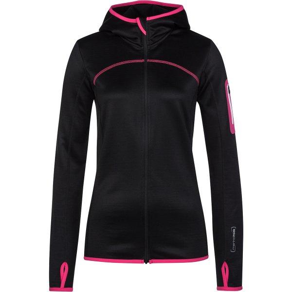 ORTOVOX Damen Merino Mid Layer Zip Hoodie Women Jacket bei Bergzeit 44% 79,- EUR (XS/S/L)