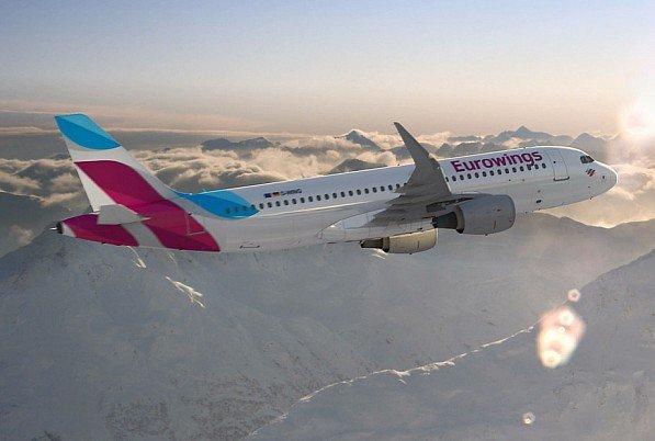 [Eurowings] Sonderaktion BILD - Mit Eurowings ab 35€ verreisen - 50% billiger reisen
