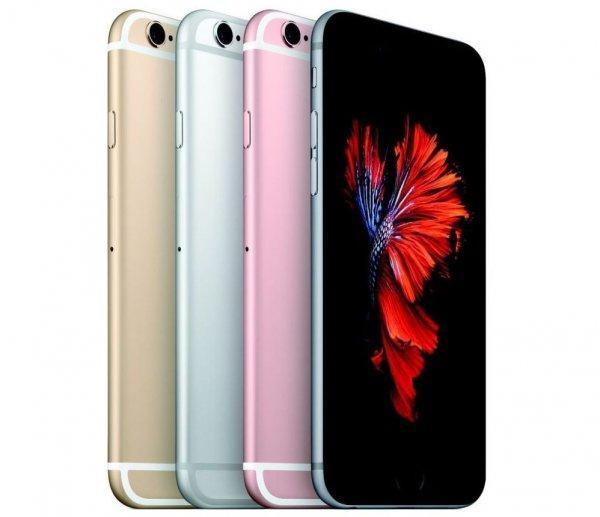 [ebay wow] Apple iPhone 6S Gold Silber Rose Spacegrau 16GB 540€