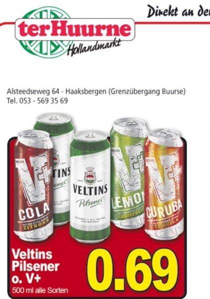 [Lokal] Veltins Pilsener/ Curuba/ Cola / Lemo  Dose (TerHuurne in Haaksbergen)