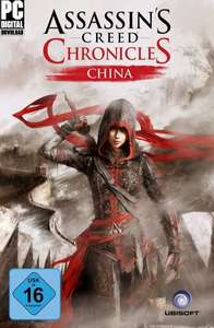 [Gamersgate] Assassins Creed Chronicles: China (PC) (Uplay) für 4€