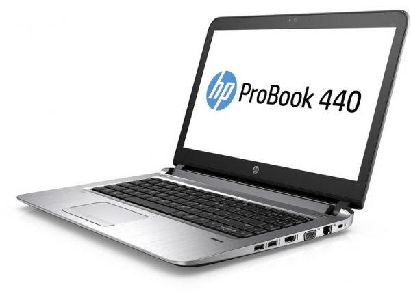"[Cyberport,Computeruniverse] HP ProBook 440 G3 - 14"", i5-6200u, 500GB HDD, M.2 2280 SSD Steckplatz - Ohne Betriebssystem für 479€ inkl. VSK"