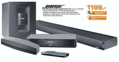 [Saturn Dortmund-Eving] Bose Soundtouch 130 für 1199€ (PVG 1499€)