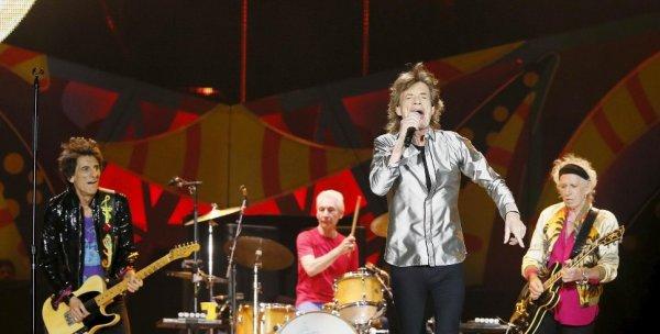Rolling Stones gratis Konzert in Havanna,  Kuba am 25.3.2016