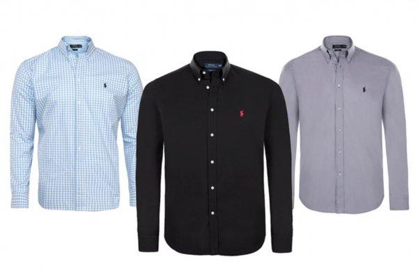 Ralph Lauren Hemden für 45,38€ inkl. Versand