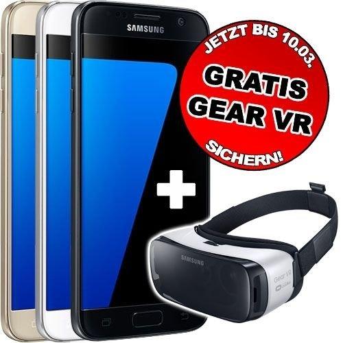 [ebay ] Samsung Galaxy S7 G930F 32GB + Gear VR
