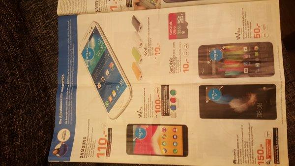 Samsung S3 Neo, 110€ Saturn Schweinfurt