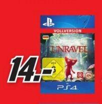 Unravel PS4 PSN Code. Media Markt Schweinfurt