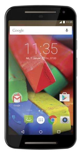 [Ebay] Motorola Moto G 2. Gen. LTE (5'' HD IPS, Snapdragon 400 Quadcore, 1GB RAM, 8GB intern, 2MP + 8MP Kamera, 2390 mAh, Android 5 -> Android 6) für 109€