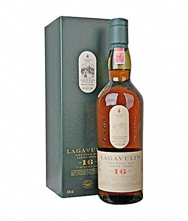 Gourmondo: Lagavulin Malt Whisky, 16 Jahre für 42,90 € (nur heute!)